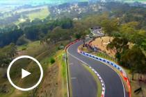 Supercars stars take to B12HR