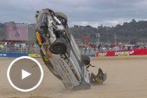 Driver escapes spectacular Bathurst rollover