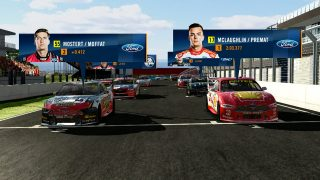 Starting order: Supercheap Auto Bathurst 1000
