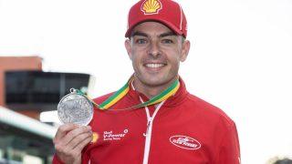 McLaughlin wins third Barry Sheene Medal