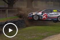 Flashback: Phillip Island tyre trouble
