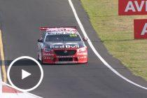 Whincup surrenders lead with late fuel stop