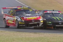 'Absolutely gutted': Tickford teammates clash