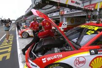 DJRTP laments 'unforced errors' that cost Coulthard