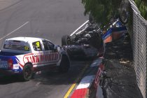 Rollover ends first 2019 SuperUtes race