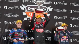 Forget your first? Coulthard's Tassie triumph recollection