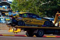 Crash shakes up PIRTEK Pit Stop Challenge order