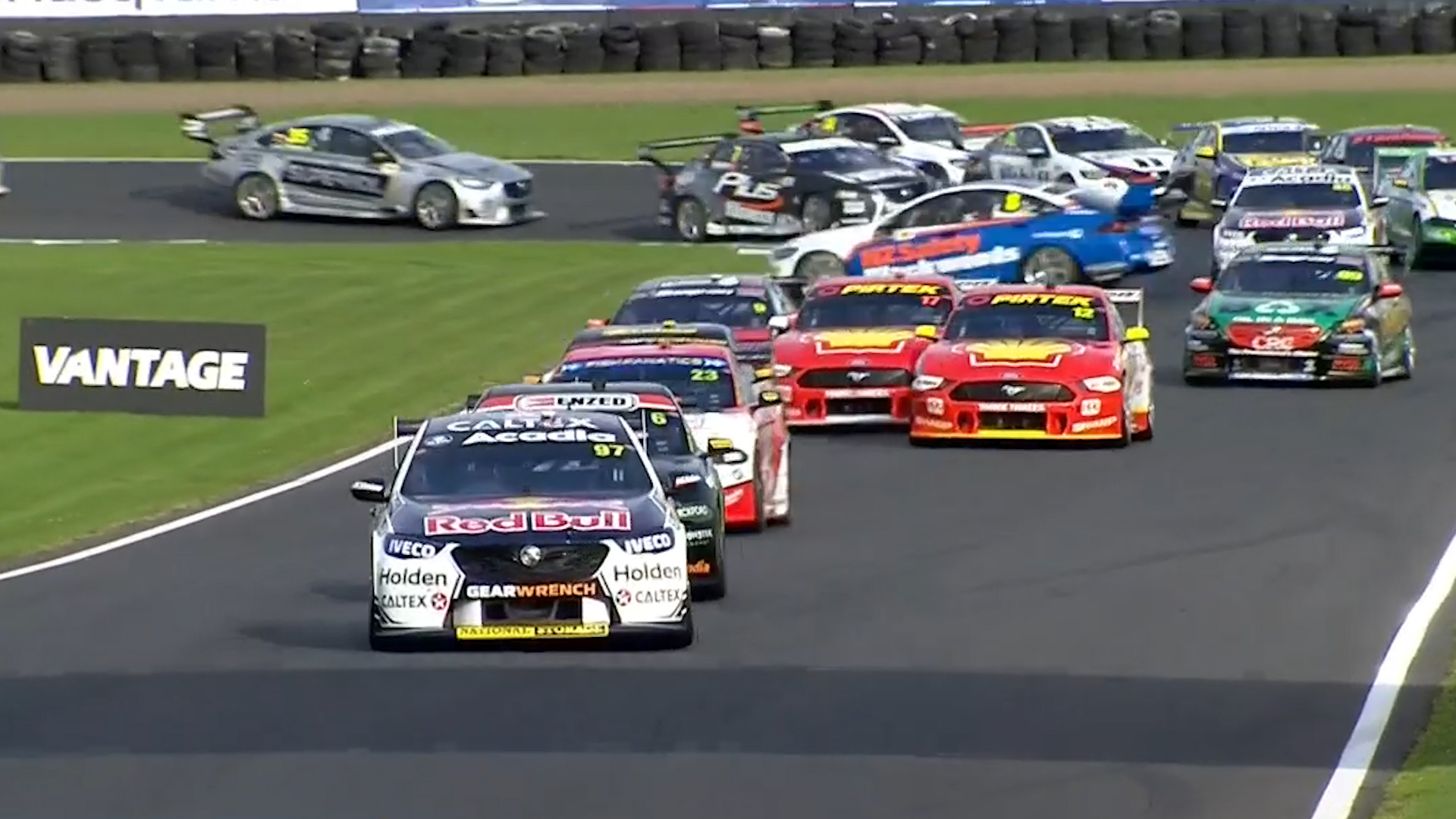 Highlights Race 23 2019 Itm Auckland Supersprint Supercars