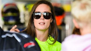 Brit Abbie Eaton set for MSR test