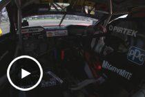 Onboard: Coulthard takes Mustang to ARMOR ALL Pole