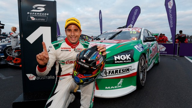 Kelly takes breakthrough Nissan win