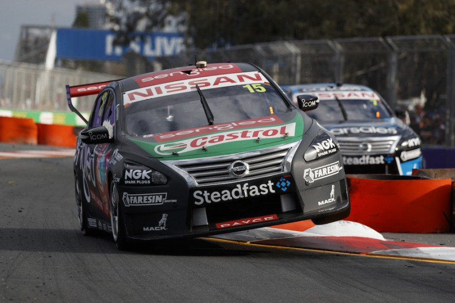 Rick Kelly of the Nissan Motorsport during the Vodafone Gold Coast 600,  at the Surfers Paradise , Gold Coast, Queensland, October 22, 2017.