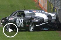 Carnage in NZ Muscle Cars