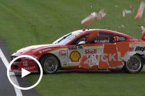 'More arse than class': McLaughlin's 360 spin