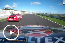 Whincup penalised for passing safety car