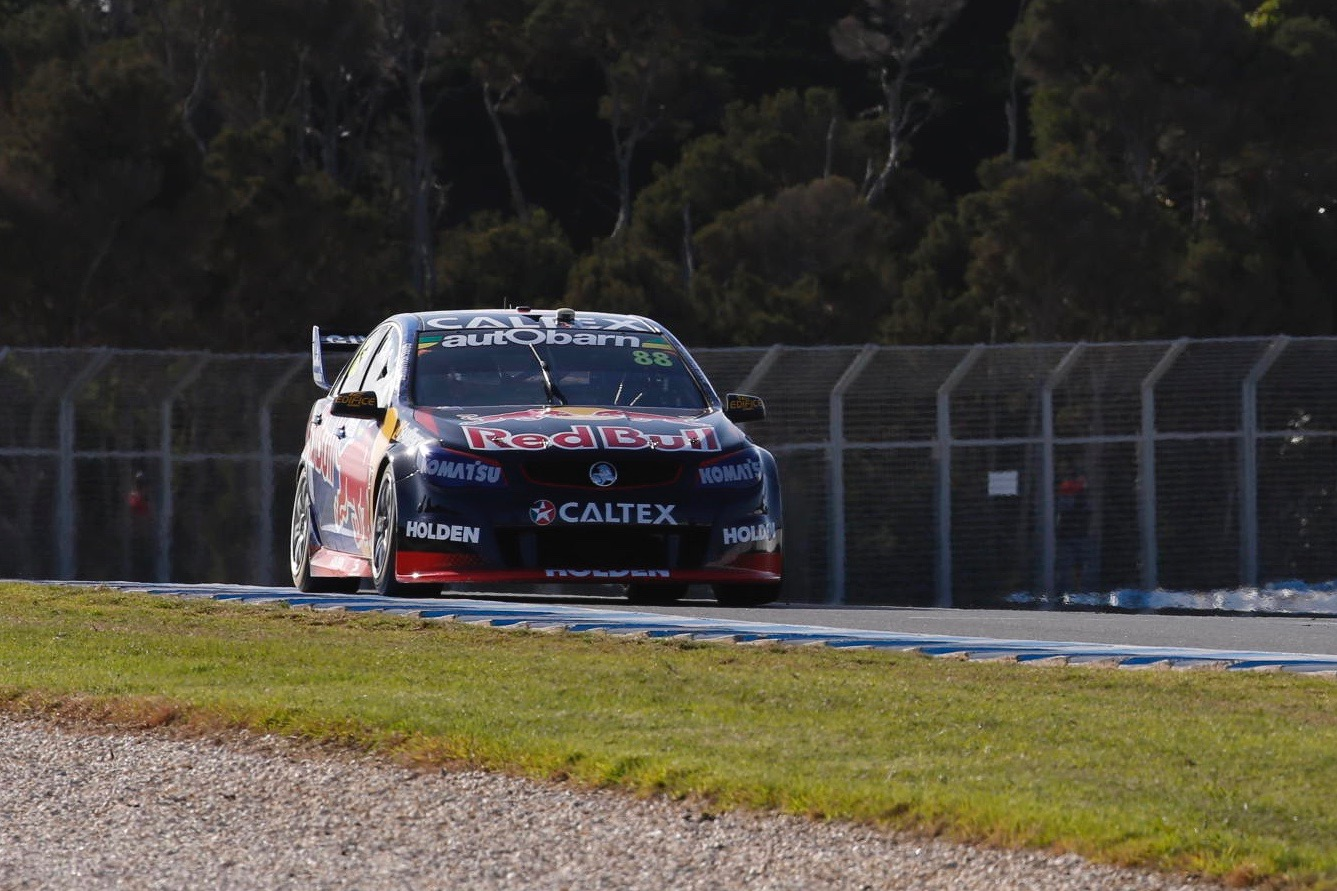 Jamie Whincup PI 2016