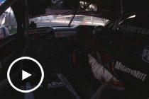 Onboard: McLaughlin Mustang tops qualifying