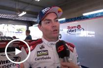 Lowndes relaxed after up-and-down Practice