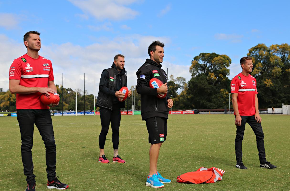 Holden Collingwood AFL Phillip Island 2016