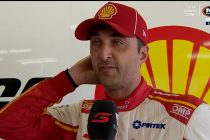 Coulthard frustrated by Whincup rejoin