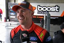 Holdsworth stoked after topping qualifying