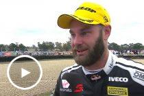Top Three Interviewed: Race 8 Tasmania