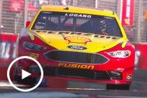 McLaughlin drives Logano NASCAR