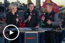 Skaife, Ingall on Coulthard contract