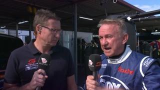 Ingall debriefs Red Bull HRT drive