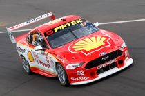 Precautionary engine change for McLaughlin