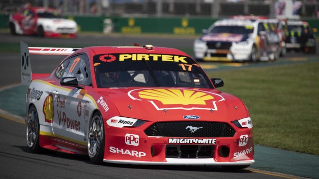 Supercars ratifies centre of gravity changes
