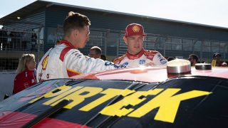 'I sprayed it': Qualifying costly for McLaughlin