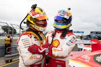 McLaughlin enjoying 'good rivalry' with Coulthard