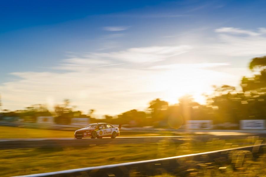 Scott McLaughlin of DJR Team Penske during the Winton SuperSprint,  at the Winton Motor Raceway, Winton, Victoria, May 20, 2017.