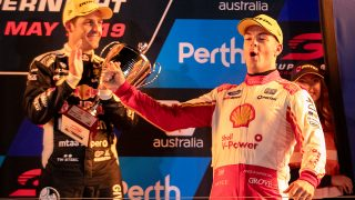 Whincup: DJRTP currently in another league