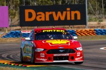 McLaughlin tops qualifying, disaster for BJR