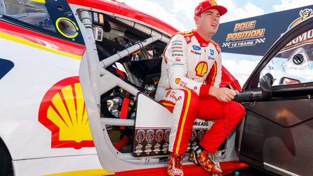 Bathurst not a factor in McLaughlin US plan