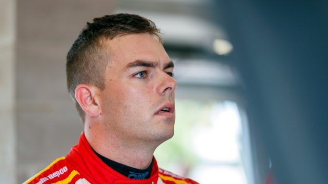 McLaughlin US future 'up to Penske'