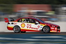 No added pressure for points leader McLaughlin