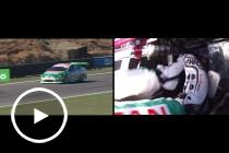 Footcam: Rick Kelly's pole lap