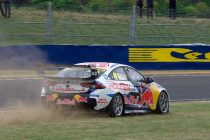 Whincup's costly moment in Top 10 Shootout