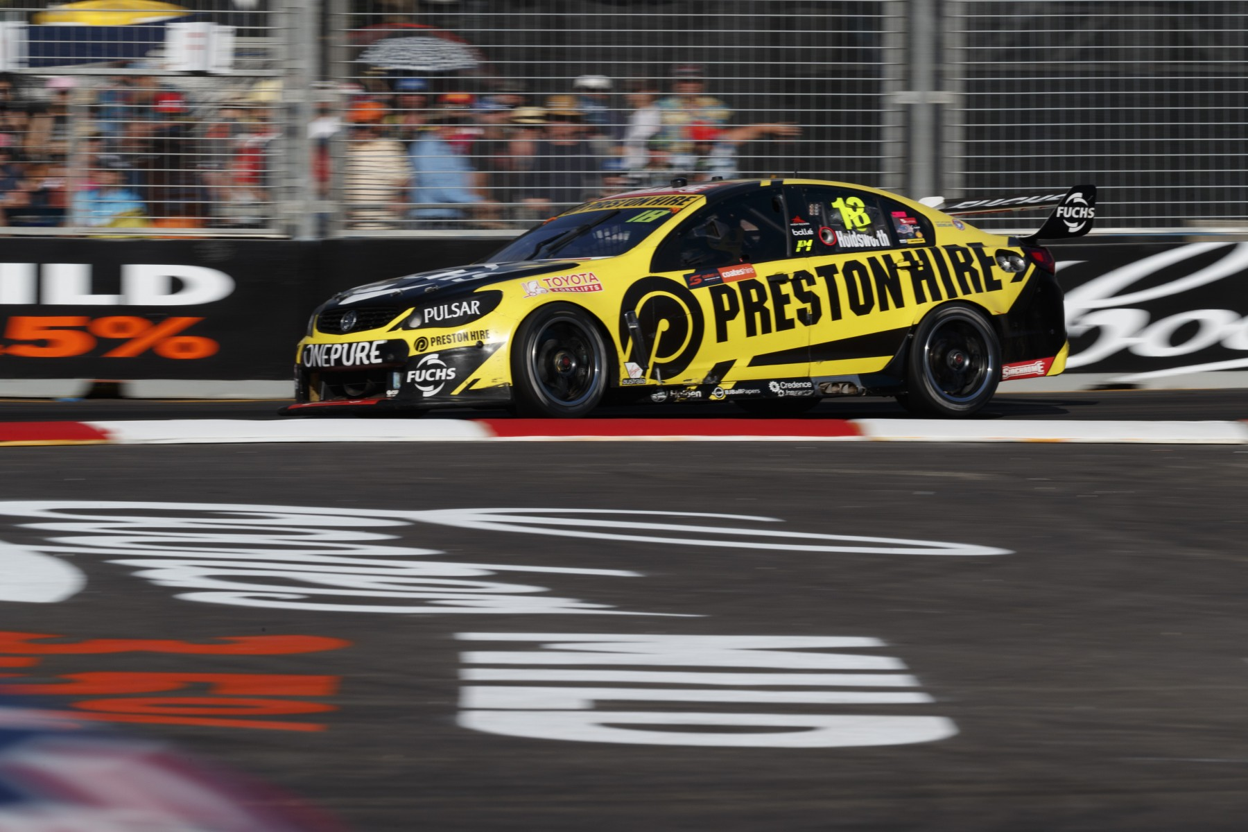 Preston Hire Racing Upgrading To Zb Supercars