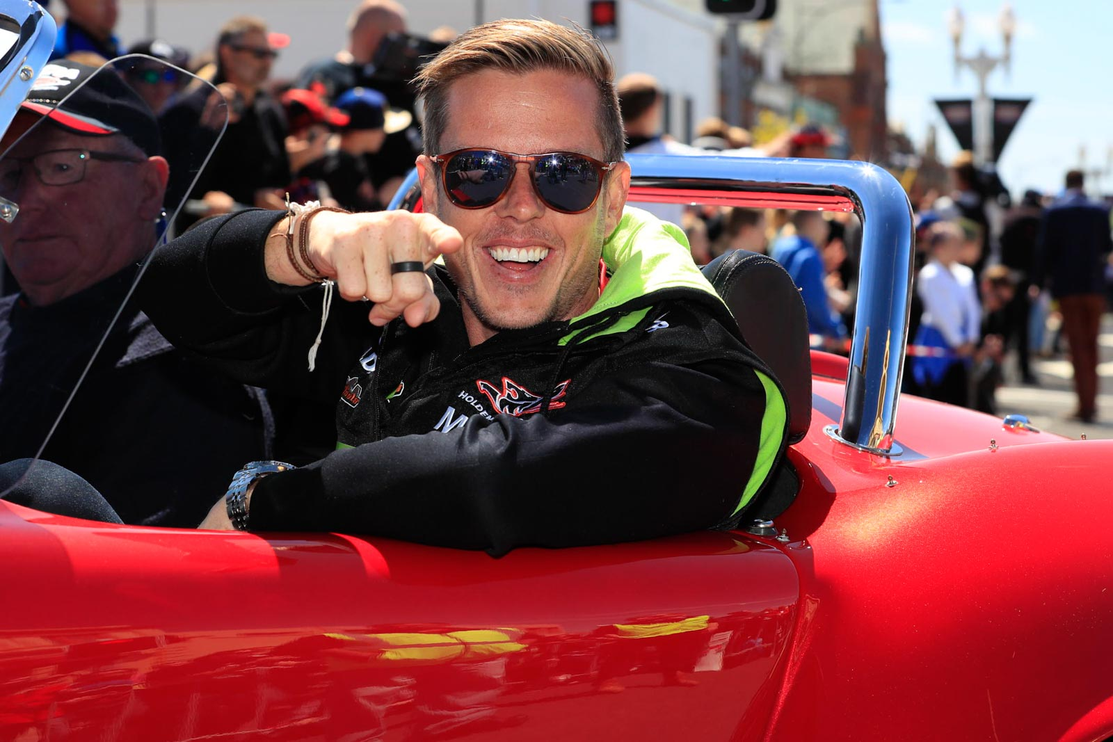 Get to know: James Courtney
