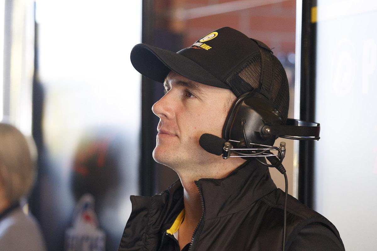 Karl Reindler of Preston Hire Racing during the Rooster Sydney SuperSprint,  at the Sydney Motorsport Park, Sydney, New South Wales, August 27, 2016.
