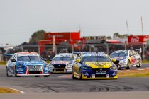 Podium near-miss 'cruel' for IRWIN Racing