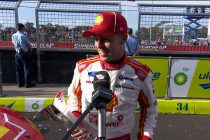 'Proud' McLaughlin presented with third Supercars title
