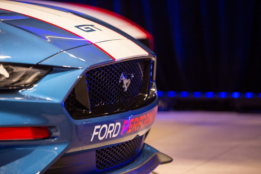 The Mustang enters Supercars in 2019