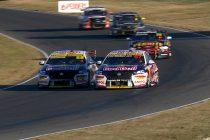 'He gave him a BUMP!': Whincup and SVG come together