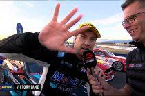 'SO STOKED!': Mostert emotional after Race 8 win
