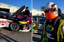 Sights & sounds: Melbourne teams fire up for mid-season testing